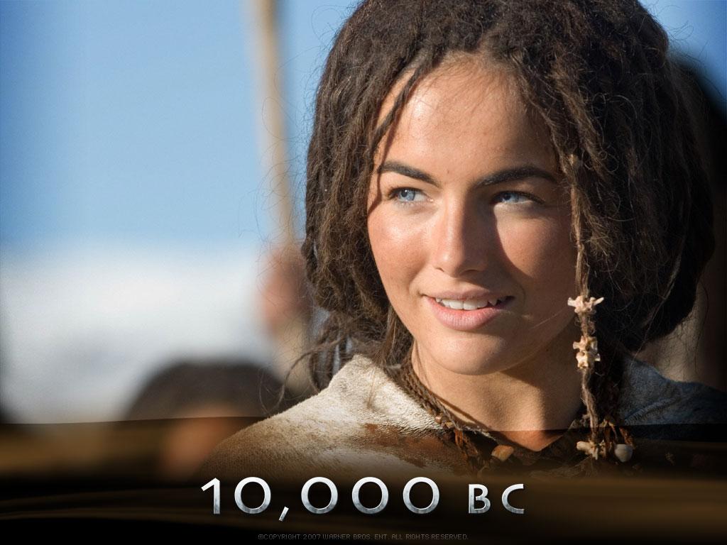 10 000 BC Girl