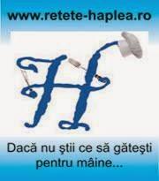 Bucatarul Haplea recomanda