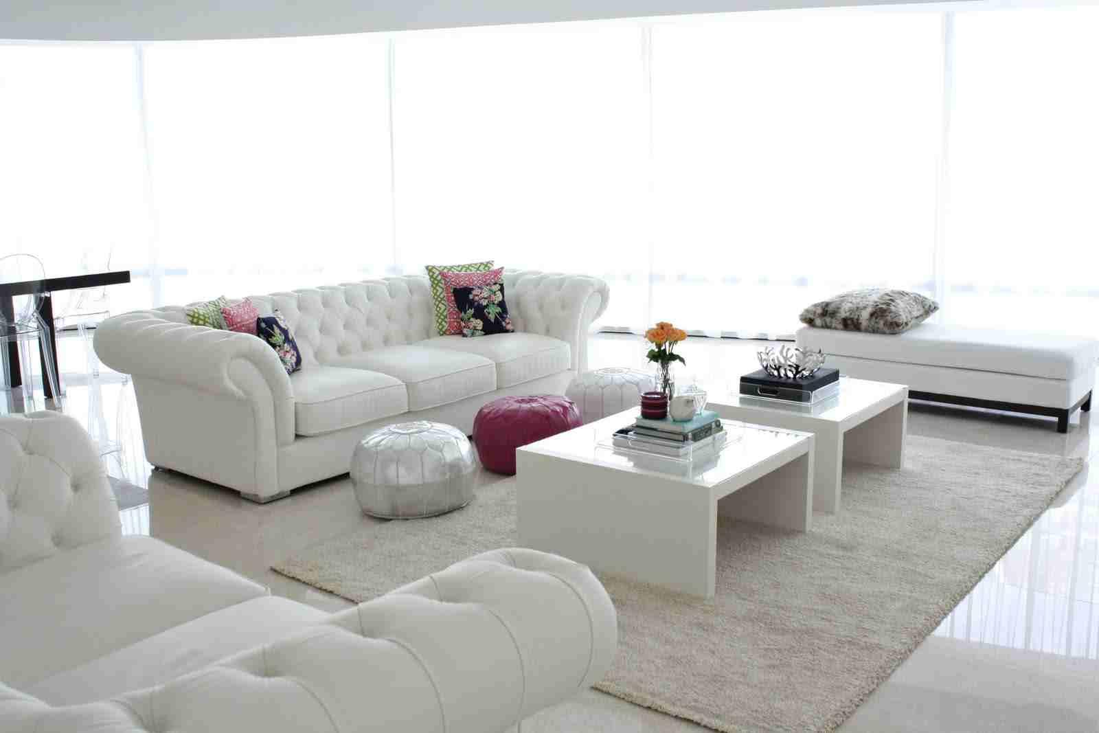 decoracao de interiores estilo contemporâneo32 Na decoração de