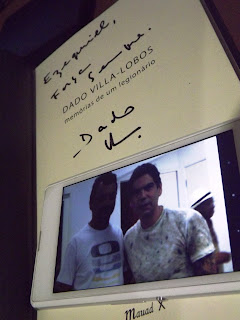 Dado Villa-Lobos, Cidade da criança, Natal, RN, Ezequiel Rodrigues, Cotidiano da Alma, Livro