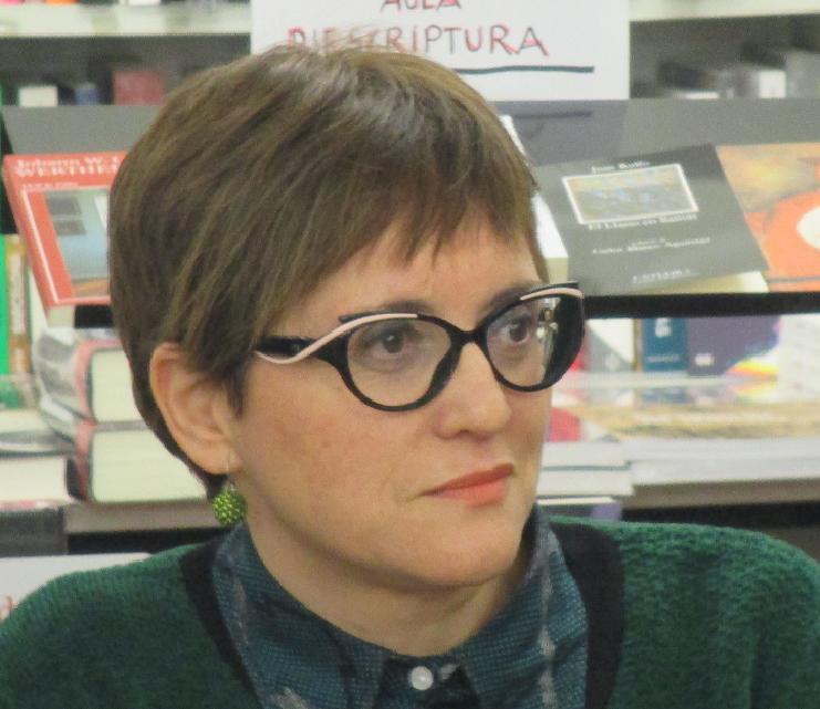 """A la presentació de """"Gent que tu coneixes"""" (Girona, Llibreria 22)"""