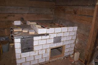 Piec chlebowy budowa krok po kroku