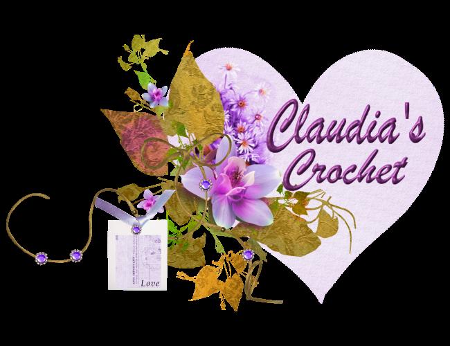 CLAUDIA ' S * CROCHET *