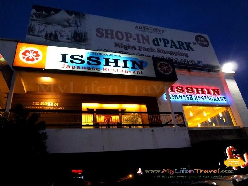 Isshin Japanese Restaurant Seberang Perai Penang