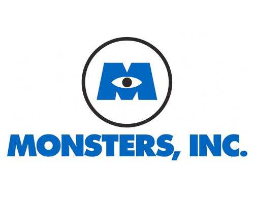 Monsters Inc Logo Illuminati Bahwa Logo Monster Inc