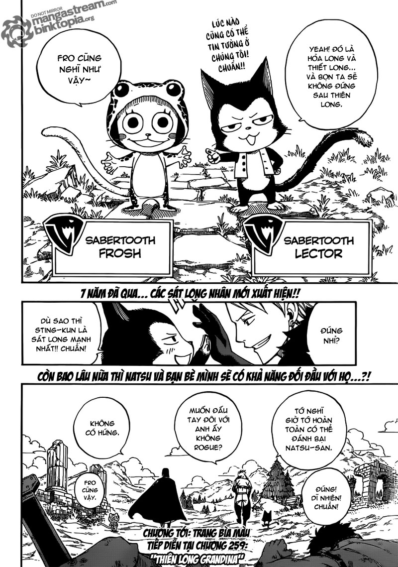 TruyenHay.Com - Ảnh 23 - Fairy Tail Chap 258