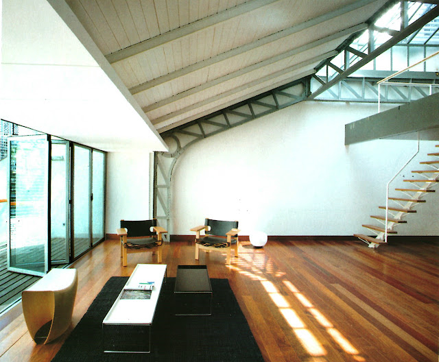 Loft Conde de Romanones, Rehabilitación de edificio en Madrid , Reforma de vivienda en Madrid , Loft en Madrid,