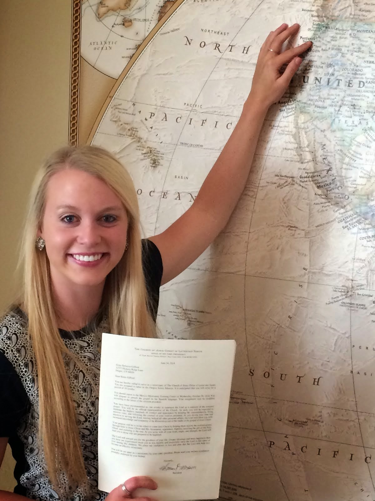 The Mission Call