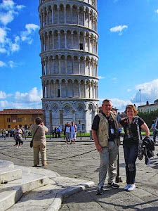 WW & MA in Pisa, May 2013