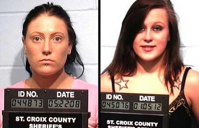 Irmãs são acusadas de estrupar um rapaz de 18 anos