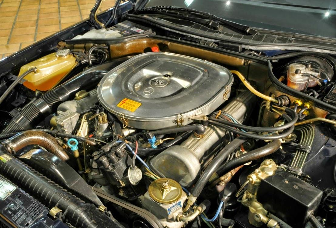 500sec engine