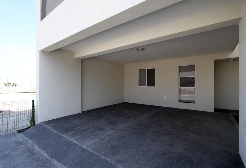 Casas en venta y departamentos casa muestra modelo 211scl for Pisos para cocheras y patios