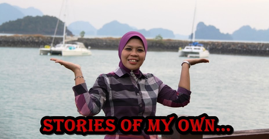 Stories Of My Own.......