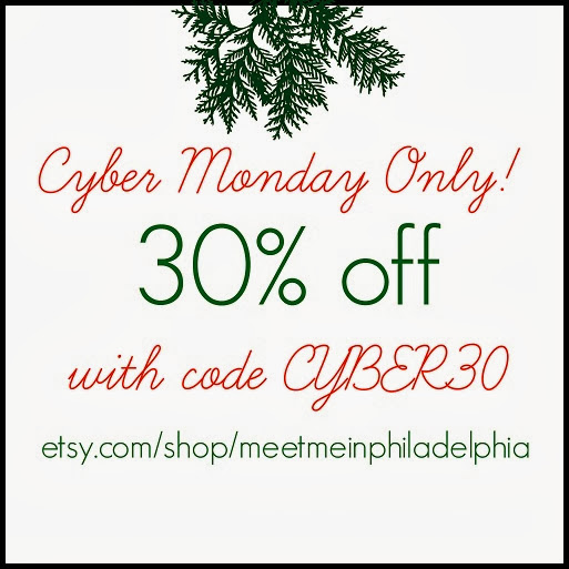 Etsy coupon code cyber monday