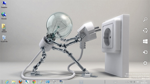 Lamp Theme For Windows 7 And 8