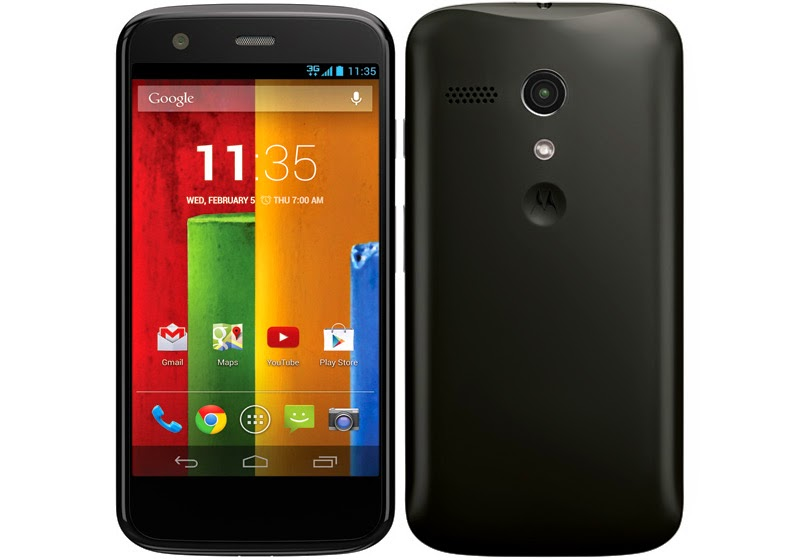 Motorola Moto G (2014) Specifications and Review:
