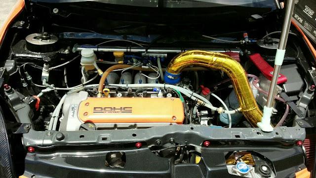 Suzuki Swift Sport ZC31S, hatchback, silnik, turbo