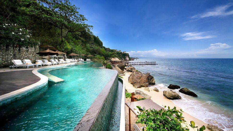Passion for luxury ayana resort spa bali indonesia for Great hotels in bali