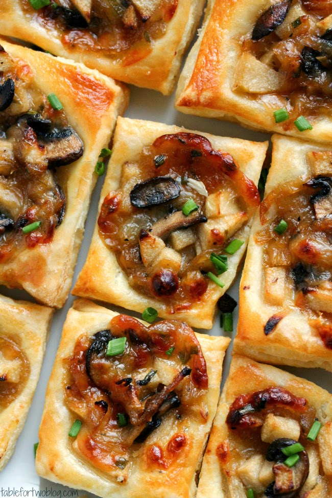 Crowd-Pleasing Thanksgiving Appetizer Recipes