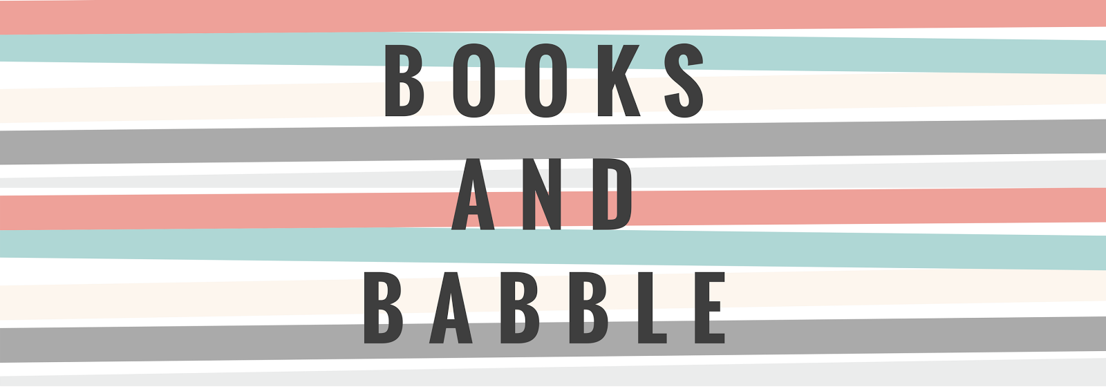 Books & Babble | UK Book Blog