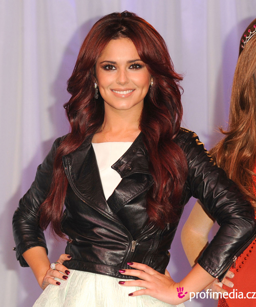 Cheryl Cole Hairstyles 2
