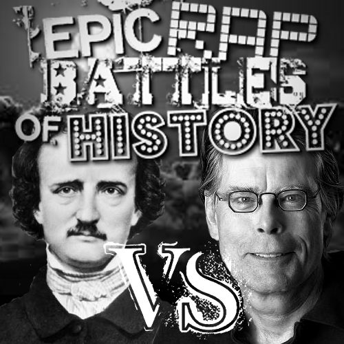 edgar allan poe and stephen king Edgar allan poe and stephen king are famous for their works in horror who are these authors and why do they write these horrifying tales edgar allan poe's life and literary works are more.
