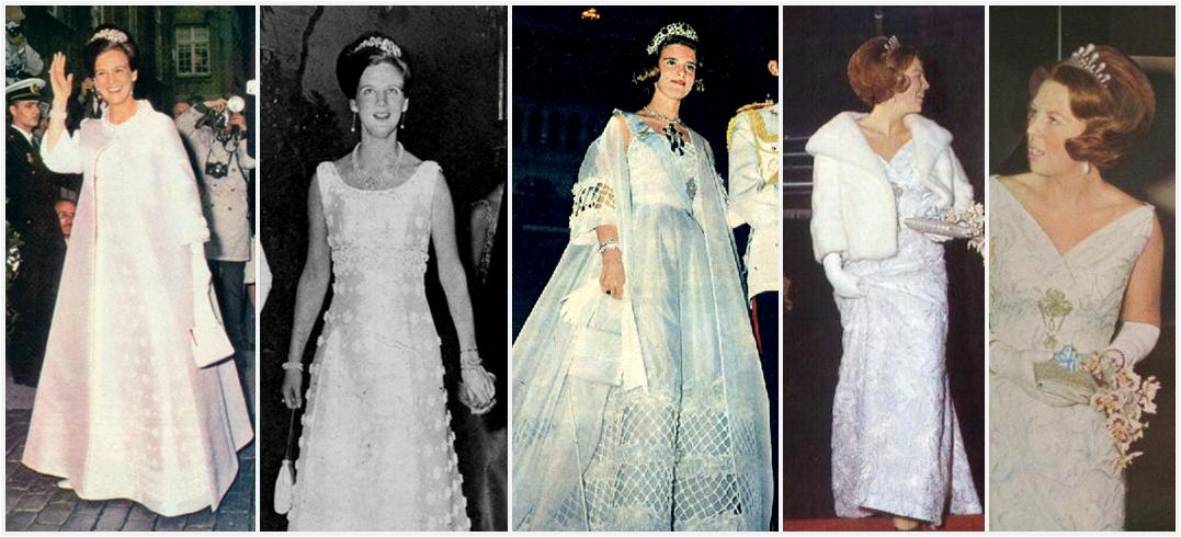 Prom dress queen 50th
