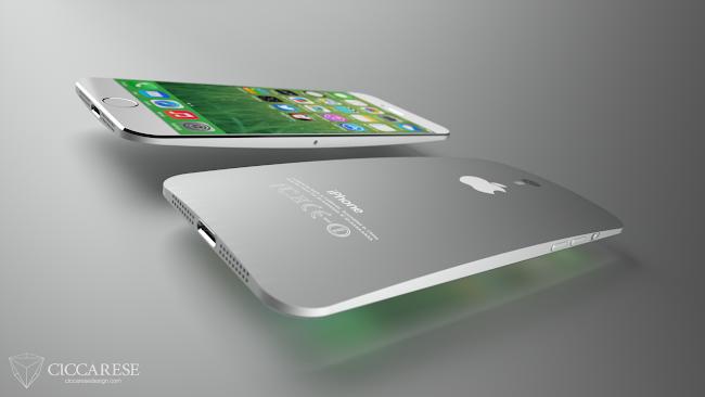 iPhone 6 desigh