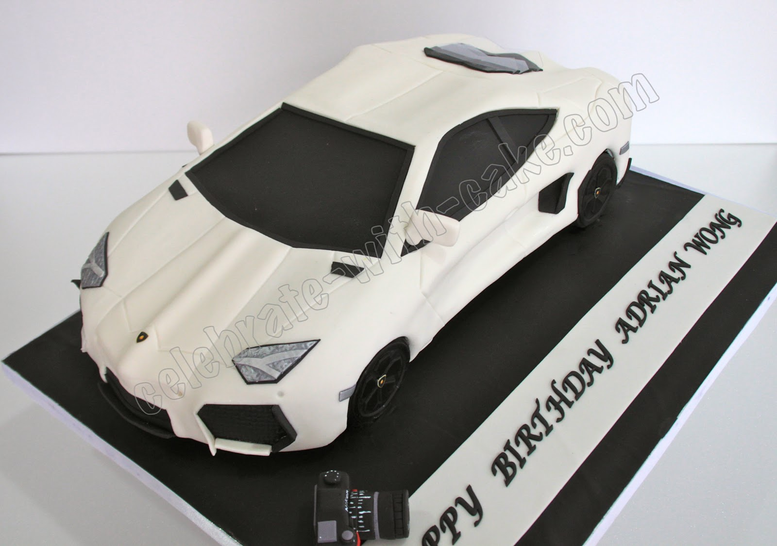 Planning And Scaling The Car Down To The Correct Proportions Was Already A  3 Hour Job, The Cake Carving Was Another 4 Hour Thing, All In All, ...