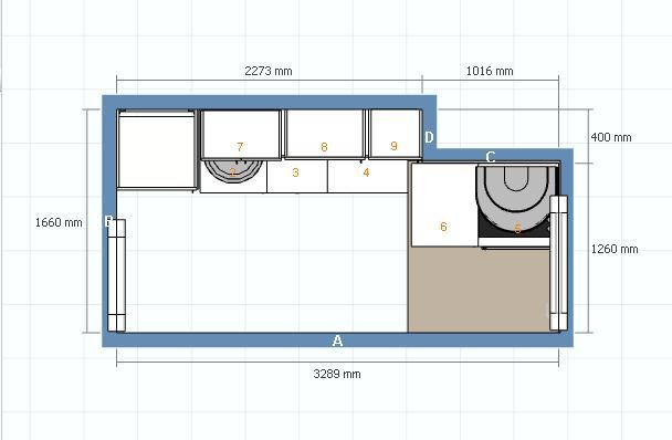 El planificador de cocinas de ikea una gran herramienta for Planificador cocinas