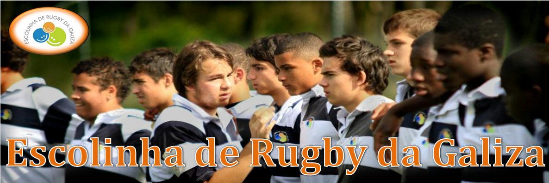 Escolinha de Rugby da Galiza!