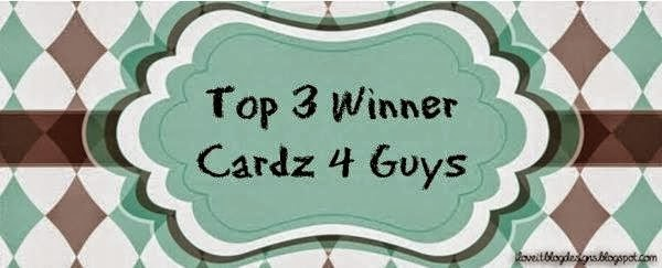 Vintage Cardz 4 Guys Card