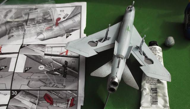 My Blog Verwandt Mit Lightning: My Modelling Blog: Airfix EE Lightning F.2A