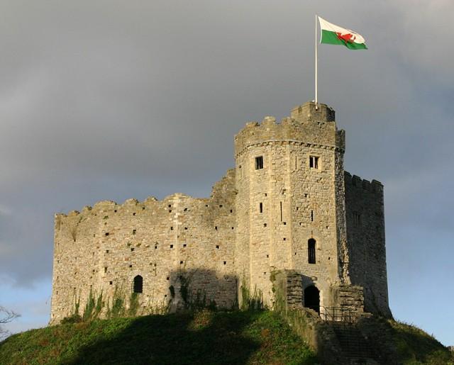 グウィネズのエドワード1世の城郭と市壁の画像 p1_30