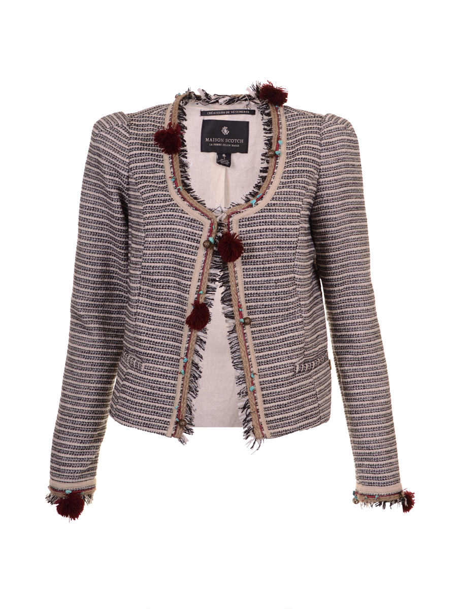 coco 39 s wardrobe style steal maison scotch jacket. Black Bedroom Furniture Sets. Home Design Ideas