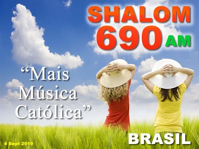 Rádio Shalom 690 AM Brasil