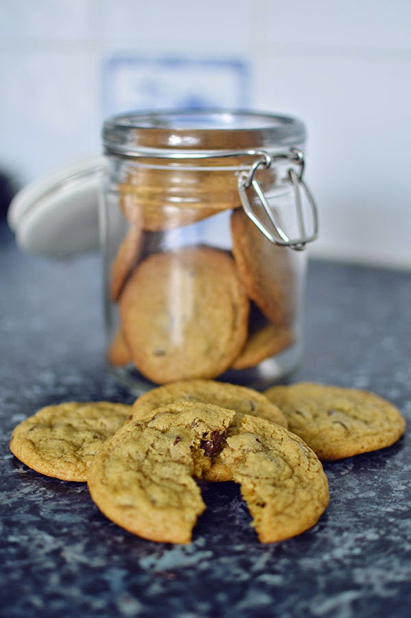 How To Bake Chocolate Chip Cookies Recipe