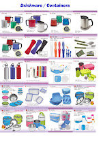 Drinkware & Containers