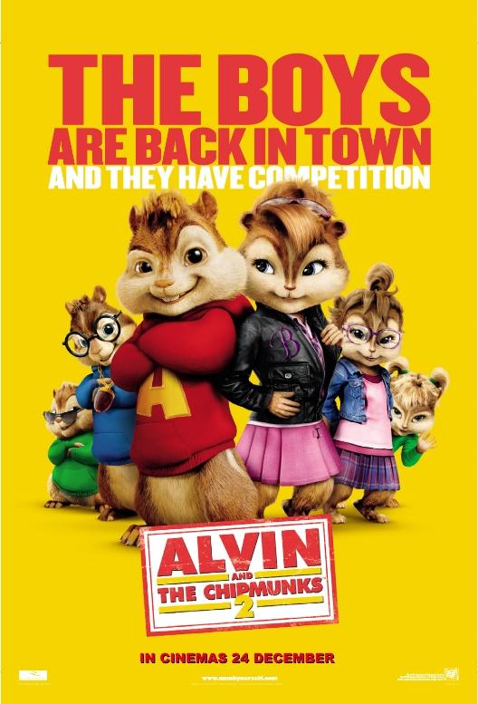descargar JAlvin y las Ardillas 2 gratis, Alvin y las Ardillas 2 online