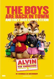 pelicula Alvin y Las Ardillas 2 (2009)