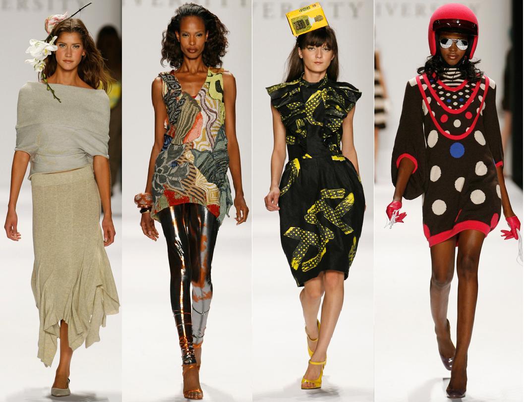 fashion designer show