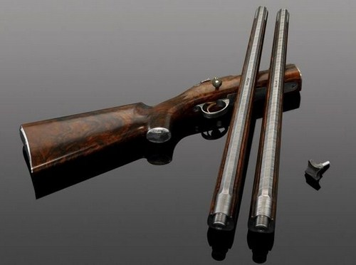 World's Most Expensive Rifle Seen On www.coolpicturegallery.us
