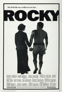 Poster original de Rocky