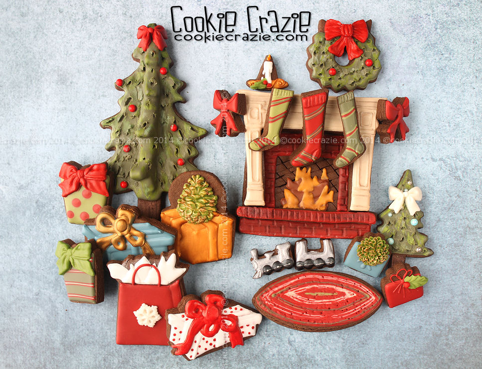 http://www.cookiecrazie.com/2014/12/fireplace-christmas-cookie-scene.html