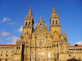 Catedral de Santiago, Bilbao, Spanien