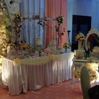 Inspiration Sweet Corner Decorations Beauty Make Up