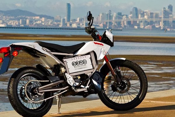 2012 Zero XU Electric Motorcycle | The 10 Best Buys in 2012 Motorcycles