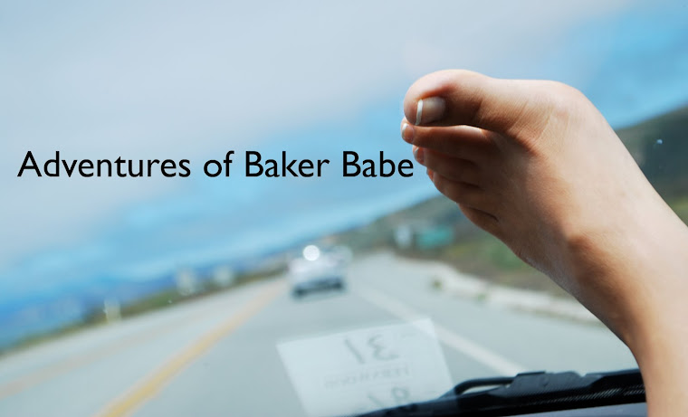Adventures of Baker Babe