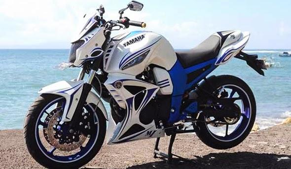 Modifikasi Keren Yamaha Byson