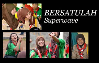 Video Lirik Lagu  Bersatulah (Superwave)